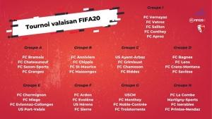 Le FC Printse-Nendaz sera de la partie au tournoi ...