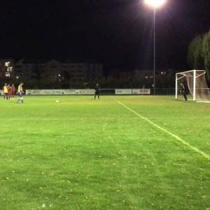"""La """"Deux"""" a obtenu le nul (1-1) ce soir à Saillon..."""