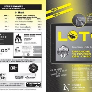 Concours: Loto du FC Printse-Nendaz  Le dimanche 1...
