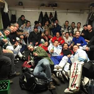 Bravo à nos amis du hockey pour leur qualificatio...