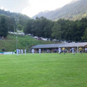 25 minutes de jeu et déjà 4-0 face au FC Evionna...