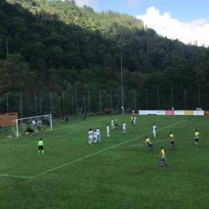La Une s'est imposée 6-0 face à Evionnaz Collo...